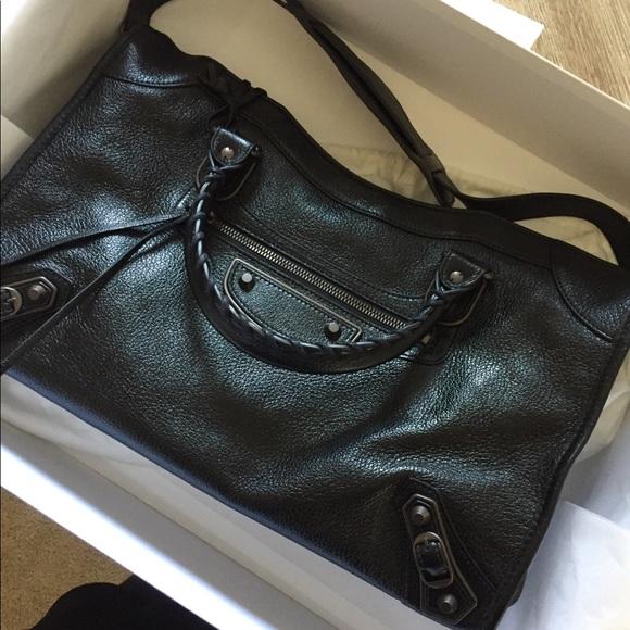 2f915f362d Balenciaga Bags | Classic Metallic Edge City | Poshmark